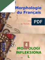 Morphologie Du Français-bab4