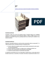 Grounding Transformers SPecifying