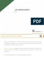 01a - Investigacion de Operaciones