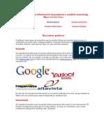 Tipos de Buscadores Web
