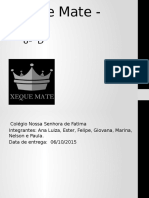 Xeque Mate Xeque Mate - 2015- 2015