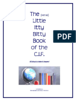 not so itty bitty book of the cif  2
