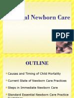 MCNAP-Essential Newborn Care