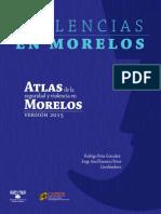 Violencias en Morelos.