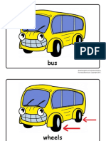 Wheelsonthebus Flashcards