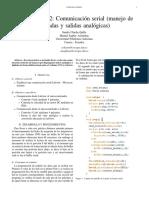 Comunicacion Serial (manejo de entradas y salidas analógicas con Labview)