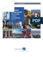 Consensus Report Summary