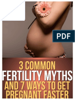 3MythsAboutFertilityAnd7FactsThatWillGetYouPregnantFaster