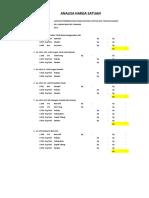 Analisa Pekerjaan Tanah. PDF