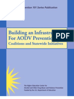 Building an Infrastructure for AODV Prevention