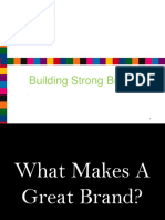 -Building Strong Brands