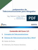 Fundamentos de Telecomunicaciones Derecho1 2016 (1)