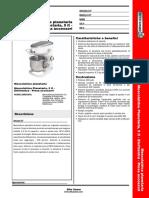 Planetary Mixer - 5 Lt - Electronic With Hub_603862_Italian