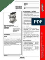 Planetary Mixer - 5 Lt. - Electronic_603749_Italian