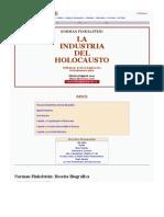 Finkelstein Norman - Industria Del Holocausto
