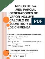 Ejercicios Tercer Departamental 2012