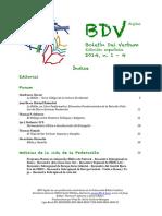 Boletín Dei Verbum