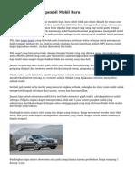 Tips di dalam Mengambil Mobil Baru
