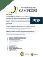 O Que Fazemos - Universidade Dos Campeões - Academia Dos Vencedores - Association for Coaching International