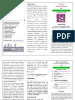 Workshop Brochure 2016
