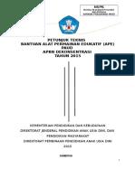 Juknis_(1)APE APBN Dekonsentrasi( Belanja Barang) Dodi2.Upload Docx