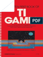 COMPUTE!'s First Book of TI Games