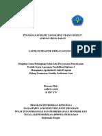 Laporan Magang Zain-COVER