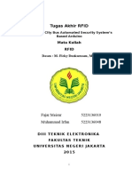 Tugas Rfid Fajar Meisar & Muhammad Irfan