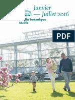Calendrier activités 01-07/2016