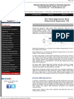 appnotes Differential Expansion TSI
