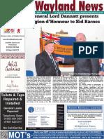The Wayland News February 2016