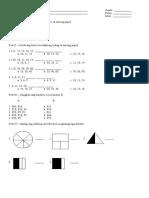 Aripal Test Paper