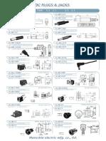 Electronics DC Plugs & Jacks