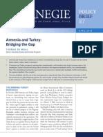 Armenia and Turkey