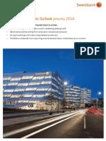 Swedbank Economic Outlook January 2016