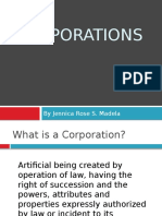 All About Corporations
