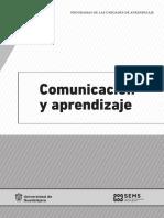 Programa de las unidades de aprendizaje Comunicacion