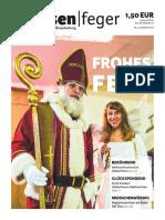 FrohesFest - Ausgabe 25-2015 strassenfeger