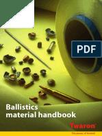 Teijin Aramid Ballistics Material Handbook English1