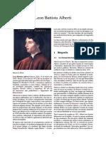 Alberti Leon Battista WES