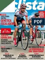 Ciclista - Septiembre 2015