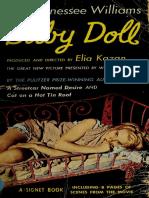 Baby Doll, Script