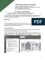 Measuring PDF Plans