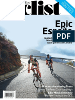 Cyclist Middle East - December 2015