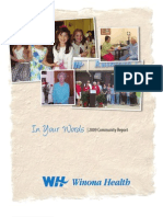 WH Annual Report 2009
