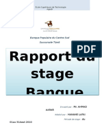 Rapport de Stage Bp Hanane Lafai