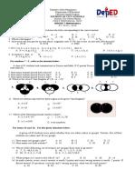 PRACTICE TEST IN GRADE 7