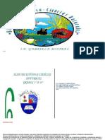 Plan Ciencias Naturales 2015 Acacias