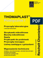 Thomaplast Podręcznik I (Polskie)