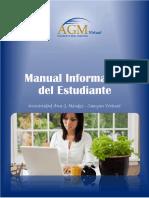 Manual Informativo del Estudiante